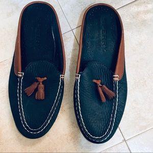 Sperry Tassle Slip on Shoes